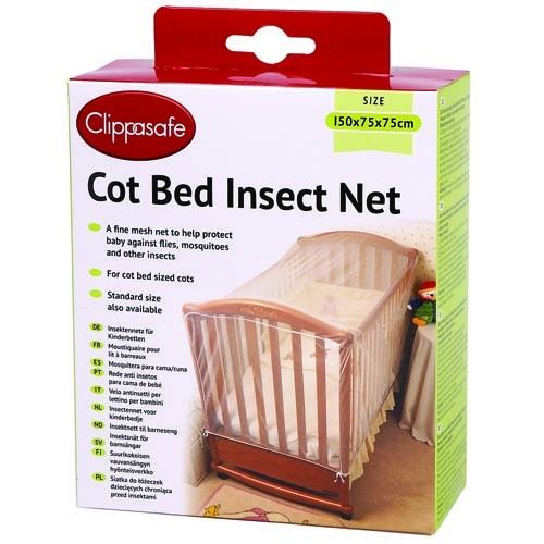 Cot Bed Insect Net pic1